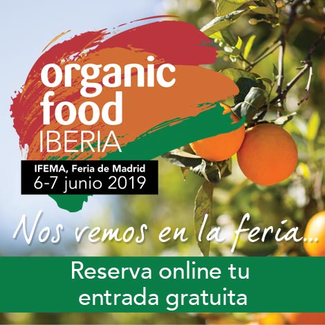 ECOIBÉRICOS EN LA FERIA INTERNACIONAL ORGANIC FOOD IBERIA