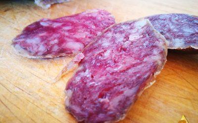 Salchichón Extra Ecológico 100% ibérico de bellota ECOIBÉRICOS®. 0,50 Kg aprox.